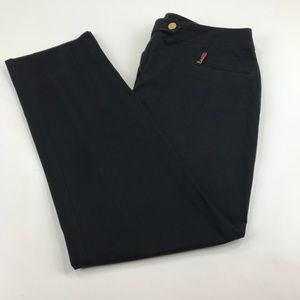 Talbots Black Signature Slacks - Size 12